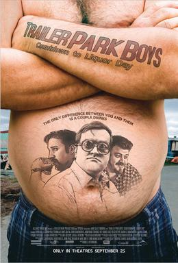 trailer park boys movie order